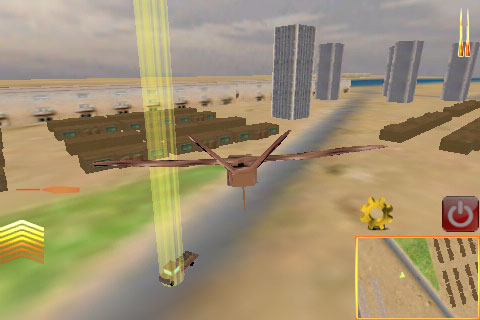 Click to view iDrone 1.3 screenshot