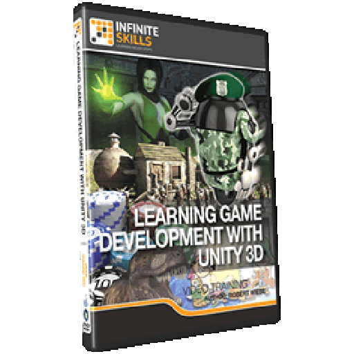 Learning Game Development With Unity 3D