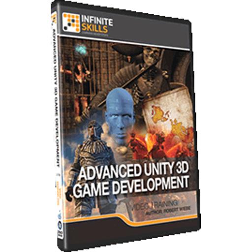 Advanced Unity 3D Game Development training video