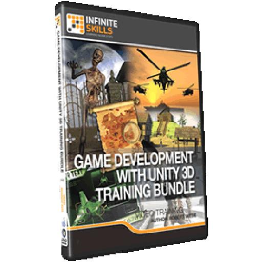 Game Development with Unity 3D training bundle